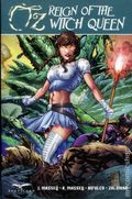 Oz Reign of the Witch Queen HC (2015 Zenescope) 3-1ST