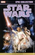Star Wars Legends: Infinities TPB (2015 Marvel) Epic Collection 1-1ST