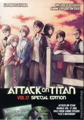 Attack on Titan GN (2012- Kodansha Digest) 17SP-1ST