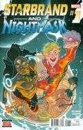 Starbrand and Nightmask (2015) 1A