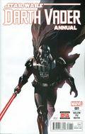 Star Wars Darth Vader (2015 Marvel) Annual 1A