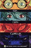 Six Gun Gorilla (2013 Boom) 1SDCC