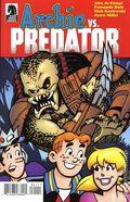 Archie vs. Predator (2015 Dark Horse) 1PREVIEW