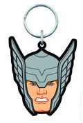 Marvel Avengers Assemble Soft Touch PVC Keyring (2014 Monogram) #68126