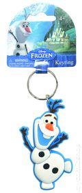 Frozen Soft Touch PVC Keyring (2014 Monogram) #22201