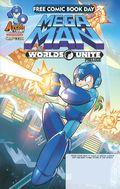 Sonic and Mega Man Worlds Unite Prelude (2015 Archie) FCBD PRELUDE