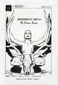 Impressions of Tara 954 Portfolio (1993 Raging Rhino) Georges Jeanty SET-01