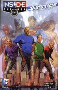 Justice League Goes Inside the NBA (2015 DC) All Star Edition 1