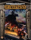 Advanced Dungeons and Dragons Greyhawk: The Star Cairns SC (1998 TSR) The Lost Tombs Role-Playing Game #9579