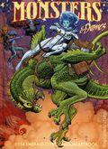 Monsters and Dames HC (2009 Brandstudio Press) Emerald City Comic Con 2014