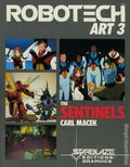 Robotech Art The Official Guide to the Robotech Universe SC (1986-1988 Donning) 3-1ST
