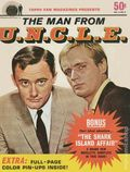 Man from U.N.C.L.E. (1965 Topps Fan Magazine) 2