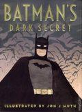 Batman's Dark Secret HC (2015 Scholastic) 1-1ST