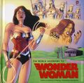 World According to Wonder Woman HC (2015 Insight Editions) 1-1ST