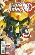 Captain America Sam Wilson (2015) 4A