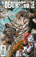 Deathstroke (2014 DC 2nd Series) 13