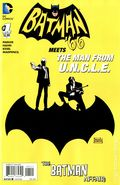 Batman '66 Meets the Man from Uncle (2015) 1B