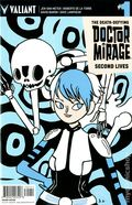 Doctor Mirage Second Lives (2015 Valiant) 1E