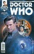 Doctor Who The Eleventh Doctor Year Two (2015) 4B