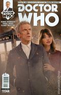 Doctor Who The Twelfth Doctor (2014 Titan) 15B