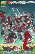 Transformers vs. G.I. Joe (2014 IDW) 10SUB