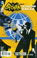 Batman '66 Meets the Man from Uncle (2015) 1A