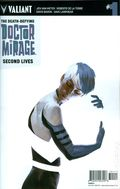 Doctor Mirage Second Lives (2015 Valiant) 1A