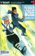 Doctor Mirage Second Lives (2015 Valiant) 1B
