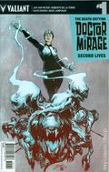 Doctor Mirage Second Lives (2015 Valiant) 1C