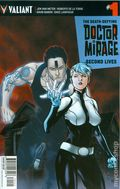 Doctor Mirage Second Lives (2015 Valiant) 1D