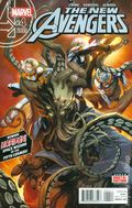 New Avengers (2015 4th Series) 4A