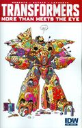 Transformers More than Meets the Eye (2012 IDW) 48SUB