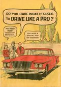 Do You Have What It Takes to Drive Like a Pro? 1961