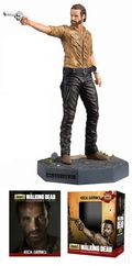 Walking Dead Collector's Models (2015 Eaglemoss) Figurine and Magazine #01