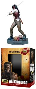 Walking Dead Collector's Models (2015 Eaglemoss) Figurine and Magazine #03