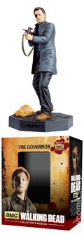 Walking Dead Collector's Models (2015 Eaglemoss) Figurine and Magazine #04