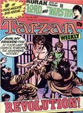 Tarzan Weekly (1977 Byblos) UK Magazine 19770723