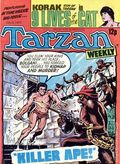 Tarzan Weekly (1977 Byblos) UK Magazine 19770702
