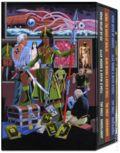 League of Extraordinary Gentlemen Nemo Trilogy HC Set (2015 Top Shelf) SET#1