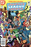 Justice League of America (1960 1st Series) Mark Jewelers 212MJ