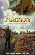 Archon Battle of the Dragon TPB (2015 Action Lab) 1-1ST