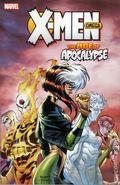 X-Men The Age of Apocalypse TPB (2015 Marvel) 1st Edition 3-1ST