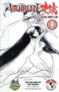 Witchblade Manga (2007 Top Cow) 1NYCCB