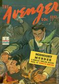 Avenger (1939-1942 Street & Smith) The Avenger Pulp Vol. 4 #6