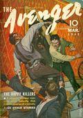 Avenger (1939-1942 Street & Smith) The Avenger Pulp Vol. 4 #3