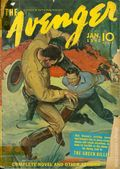 Avenger (1939-1942 Street & Smith) The Avenger Pulp Vol. 4 #2