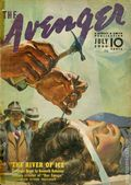 Avenger (1939-1942 Street & Smith) The Avenger Pulp Vol. 2 #5