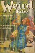 Weird Tales (1923-1954 Popular Fiction) Pulp 1st Series Vol. 33 #3
