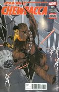 Star Wars Chewbacca (2015 Marvel) 5