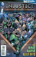 Injustice Gods Among Us Year Four (2015) Annual 1
